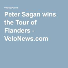 Peter Sagan wins the Tour of Flanders - VeloNews.com