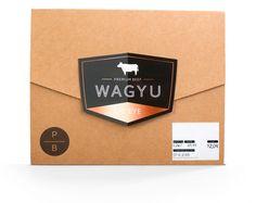 Wagyu - BooM creatives | branding & design