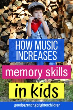 How Music Develops Memory Skills for Kids If you want to help increase your child's math, motor, memorization and language skills—you need music. Here are 12 music activities for kids that work for toddlers, preschoolers, special needs children and more. Music Activities For Kids, Movement Activities, Music For Kids, Infant Activities, Learning Activities, Kids Learning, Family Activities, Music Education, Music Teachers