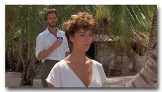Rachel Ward's short and sexy do from Against All Odds