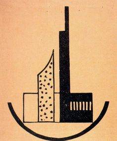 The storm - Laszlo Moholy-Nagy,Hungarian Painter, Photographer, Designer,  Art Experience NYC  www.artexperiencenyc.com