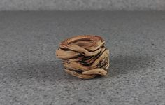 """Weiteres - Dreadperle """"Beige Wurzel"""" - ein Designerstück von SensiArts bei DaWanda"""