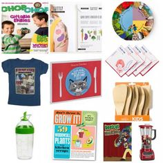 Georgie Porgie featured in ChopChop's 10 Holiday Gift Ideas for Kids | ChopChop
