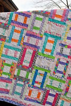 Criss Cross pattern by Sweet Jane