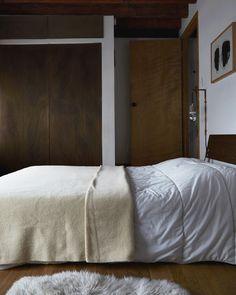 """Morning"" Wool Queen Blanket - Nalata Nalata"