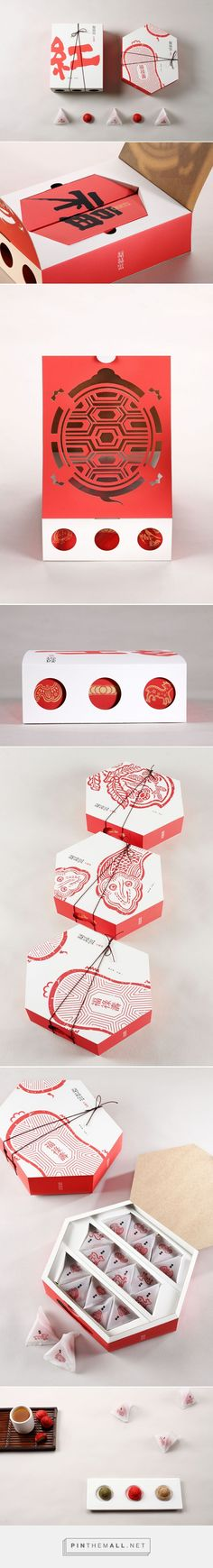 New Bakery packaging design by Liang Wenhua - http://www.packagingoftheworld.com/2017/01/new-bakery-products.html