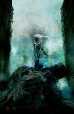 ArtStation - Man to Leaves Twenty One, Christopher Shy
