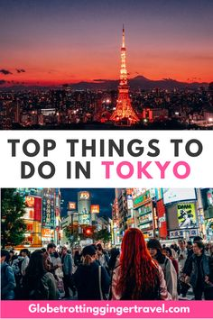 Tokyo, Japan is a thriving metropolis of culture, food and people. This guide has you covered on the top things to do in Tokyo! Tokyo Travel Guide, Japan Travel Guide, Asia Travel, Travel Guides, Tokyo Vacation, Tokyo Trip, Tokyo Holidays, Stuff To Do, Things To Do