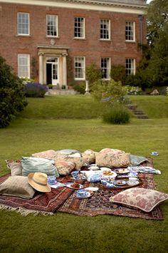1000 Images About Picnic Tea Party On Pinterest Picnics