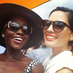 Lupita Nyong'o Is Queen Of Instagram