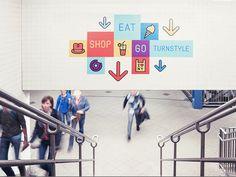 PS New York : Brand Identity, Interactive, Print / PS New York : Brand Identity, Interactive, Print /
