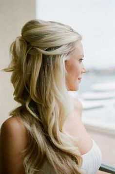Hair  Found on Weddingbee.com Share your inspiration today!
