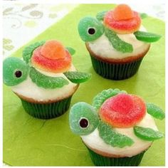 These are so cute! would be cute for a summer pool party snack