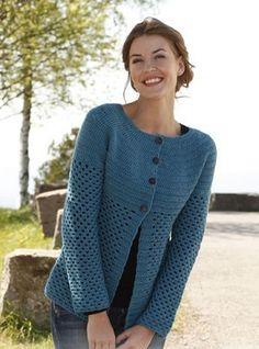 moda crochê 2014 - Pesquisa Google Handarbeiten ☼ Crafts ☼ Labores  ✿❀⊱╮.•°LaVidaColorá°•.❀✿⊱╮  http://la-vida-colora.joomla.com