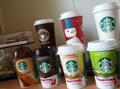 Starbucks Discoveries !