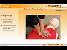 Ensiapua! - Uskalla auttaa video First Aid, Health And Wellbeing, Classroom Ideas, Education, Learning, Classroom Setup, Teaching, Training, Educational Illustrations