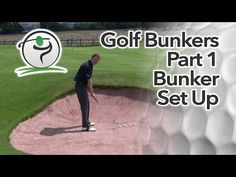Welcome the first part of the 4-part golf bunker shot series.  In part 1 we'll look at the bunker shot set up. We'll then move on to basic bunker technique, distance control, some bunker drills and tips for more advanced bunker shots.