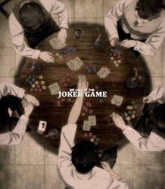 Joker Game: edit, collage & other