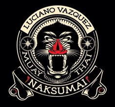 Logo Lucho team muay thai