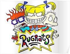 Amazing Art Work Shows the Babies from Rugrats all Grown Up! Rugrats Cartoon, 90s Cartoons, Cartoon Tv, Cartoon Shows, Disney Cartoons, Cartoon Characters, Old Kids Cartoons, Graffiti Characters, Cartoon Wall