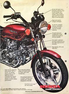 Vintage Honda Motorcycles, British Motorcycles, Cars And Motorcycles, Honda Cb750, Ducati, Honda Cb Series, Honda Cycles, Cb 1000, Retro Bike