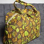 Large Rectangle Bag in mori Fabric