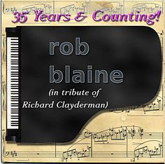 This is a full album version of Rob Blaine's tribute album to Richard Clayderman, Years & Counting! All tracks are performed by Rob Blaine. Jazz Musicians, Counting, Romantic, Piano, Lovers, Instrumental, Albums, French, Store