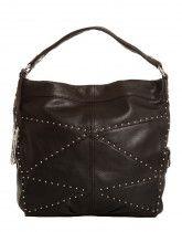 Genuine Leather Hobo Bag... B.Makowsky = DIVINE!