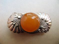 Natural Baltic Amber BroochGenuine Baltic Amber by CodettiSupply