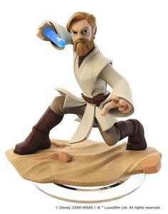 Disney Infinity 3.0 - Star Wars Obi-Wan Kenobi Figure