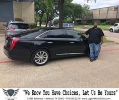 https://flic.kr/p/U1dFwY   Congratulations Latasha on your #Cadillac #XTS from Chad Kimmel at Legend Auto Dallas!   deliverymaxx.com/DealerReviews.aspx?DealerCode=I072