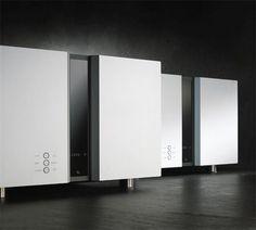 Design guide- minimalist and architectural - Vitus SM 101 Monoblock Amplifiers