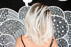 The Color That's Helping Me Grow Out My Roots Gracefully - xoVain