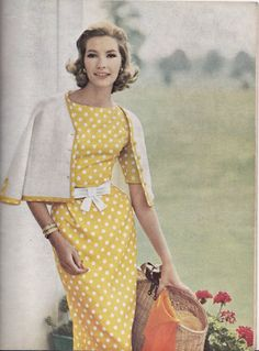 60s Vogue Knitting Book Vintage Pattern by allthepreciousthings