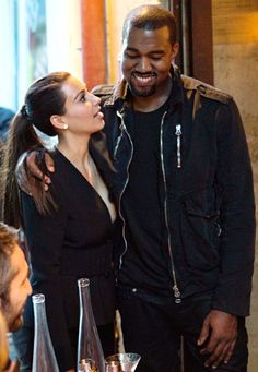 Kim Kardashian and Kanye West Expecting First Child Together!!