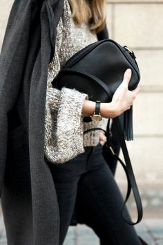 Would You Wear a Sweater With Oversize Sleeves? | WhoWhatWear