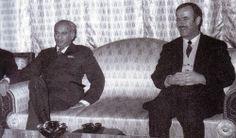 Hafez Al Assad, Zulfikar Ali Bhutto, World Leaders, Rare Photos, Abraham Lincoln, Pakistan, January, Books, Fictional Characters