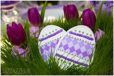 {DIY} Lavender Easter Brunch | Pizzazzerie