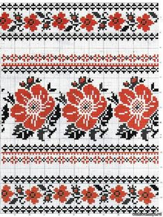 This Pin was discovered by Ири Just Cross Stitch, Beaded Cross Stitch, Cross Stitch Borders, Cross Stitch Designs, Cross Stitching, Cross Stitch Embroidery, Cross Stitch Patterns, Needlepoint Patterns, Embroidery Patterns