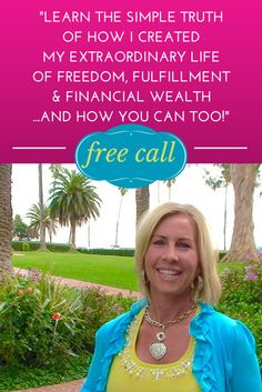 Align with your Inner Wealth to create your extraordinary life of freedom + fulfillment + financial wealth.