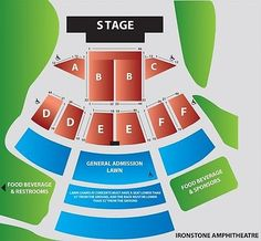#tickets 2 Counting Crows & Matchbox Twenty (20) 2nd ROW TICKETS!! Ironstone Amphitheater please retweet