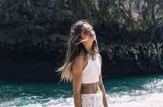 photography girl hippie hipster boho indie Model Grunge water ...