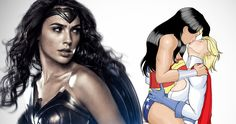 Wonder Woman Is Queer Confirms DC Comics -- Greg Rucka, co-writer of the Wonder Woman DC Universe Rebirth series, confirms that Wonder Woman is bi-sexual, though it's quite complicated. -- http://movieweb.com/wonder-woman-queer-bisexual-dc-comics/