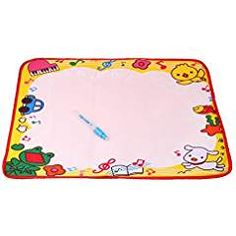 Customized Water Drawing Painting Writing Mat Board Magic Pen Doodle Kids Toy Gift L Educational Toy Developmental Toys Magic Drawing, Water Drawing, Toddler Toys, Baby Toys, Kids Toys, Pen Doodles, Best Educational Toys, Aqua, Shops