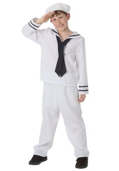 Sailor Costumes ~ Sail Away To A Fun Halloween Night | Best Halloween Costumes & Decor