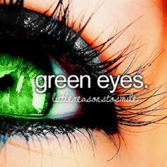 get colored contacts...