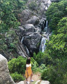 Cascata do Arado   Gerês   Portugal 〰️ #cascatadepincães   #cascatadoarado   #cascatadaporteladohomem   #cascatatahiti 〰️⠀ ⠀ #gerês…