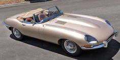 1964 Jaguar E-type Series I 3.8-Litre Roadster