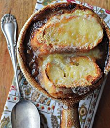 French onion soup might sound fancy, but it's one of the easiest soups you can whip up, using ingredients you likely already have on hand.