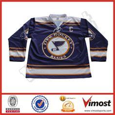 custom sublimation ice hockey jersey as your design Inline Hockey fe969338716